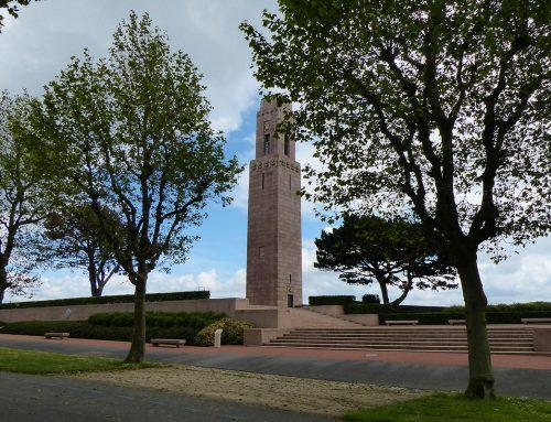 Monument Naval Américain de Brest – Brest – XXème siècle