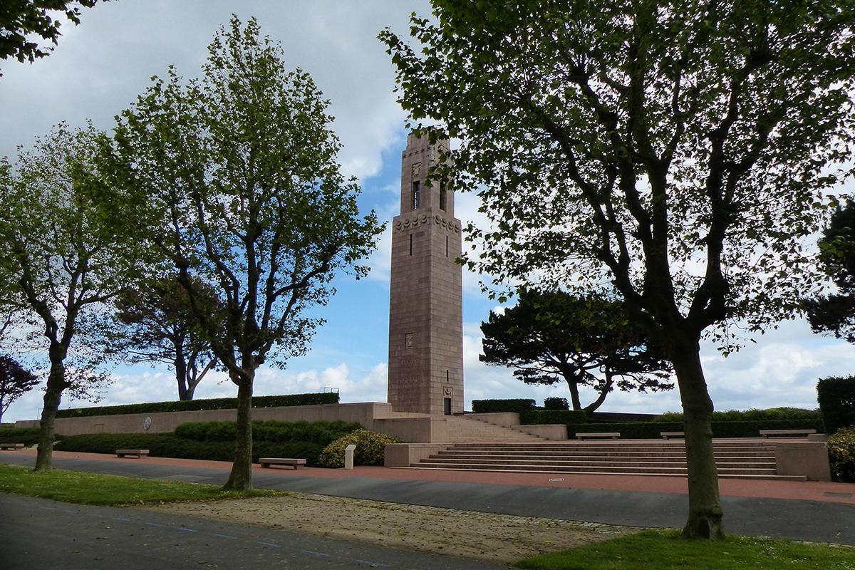 Monument Naval Américain de Brest