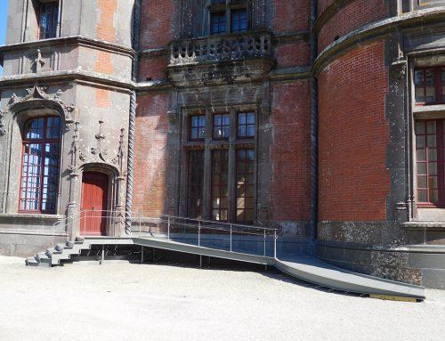 Château de Trévarez – Saint-Goazec – XIXème-XXème s.