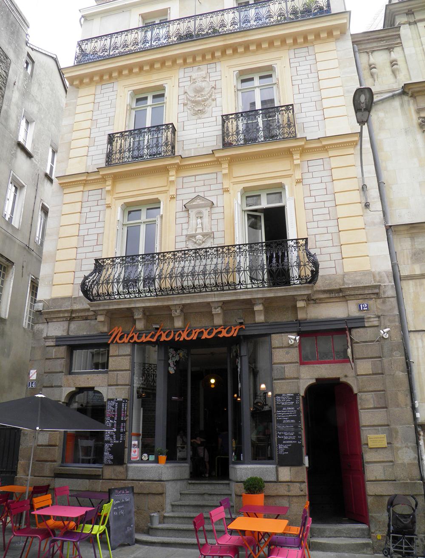 Rue Hoche - Rennes