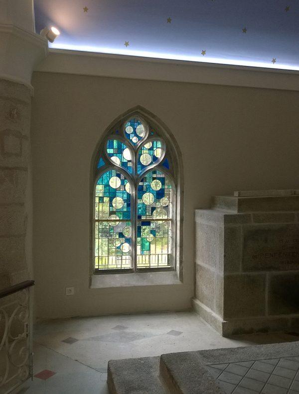 Chapelle de Bohars - Maîtrise d'oeuvre pour la restauration des intérieurs de la chapelle