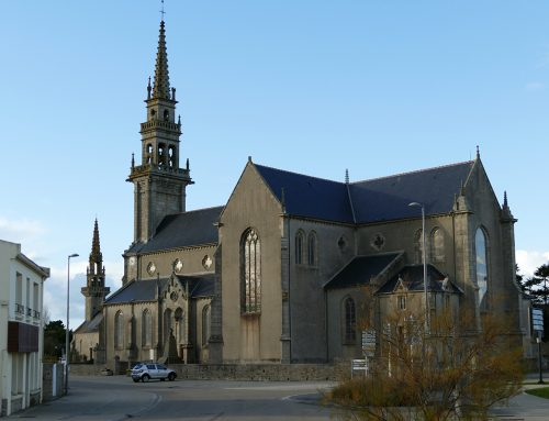 Église Saint Brévalaire – Kerlouan – XIXème s.