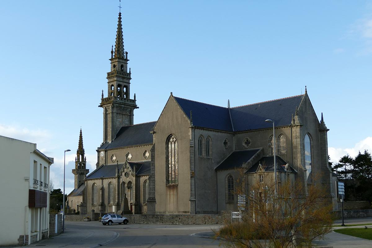 Église Saint Brévalaire - Kerlouan - Mission de maîtrise d'oeuvre