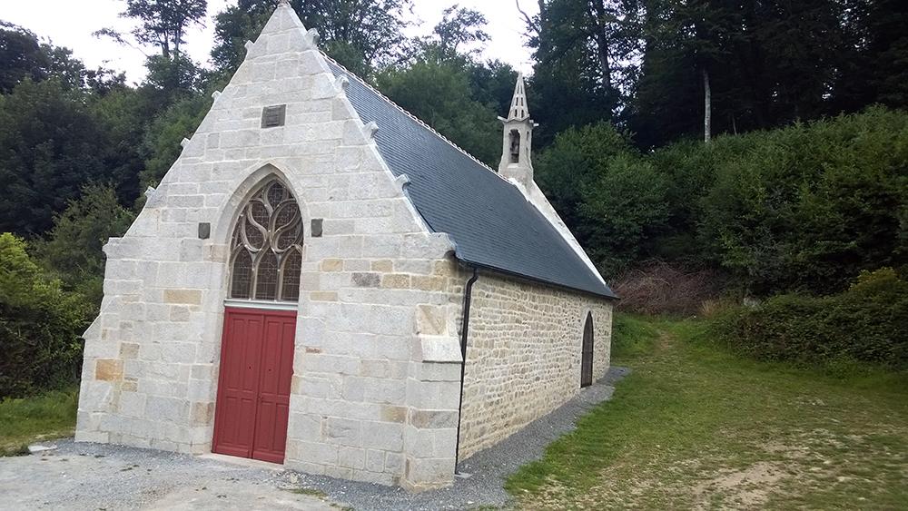Bohars Chapelle Loguillo- XVI-XIXème s.