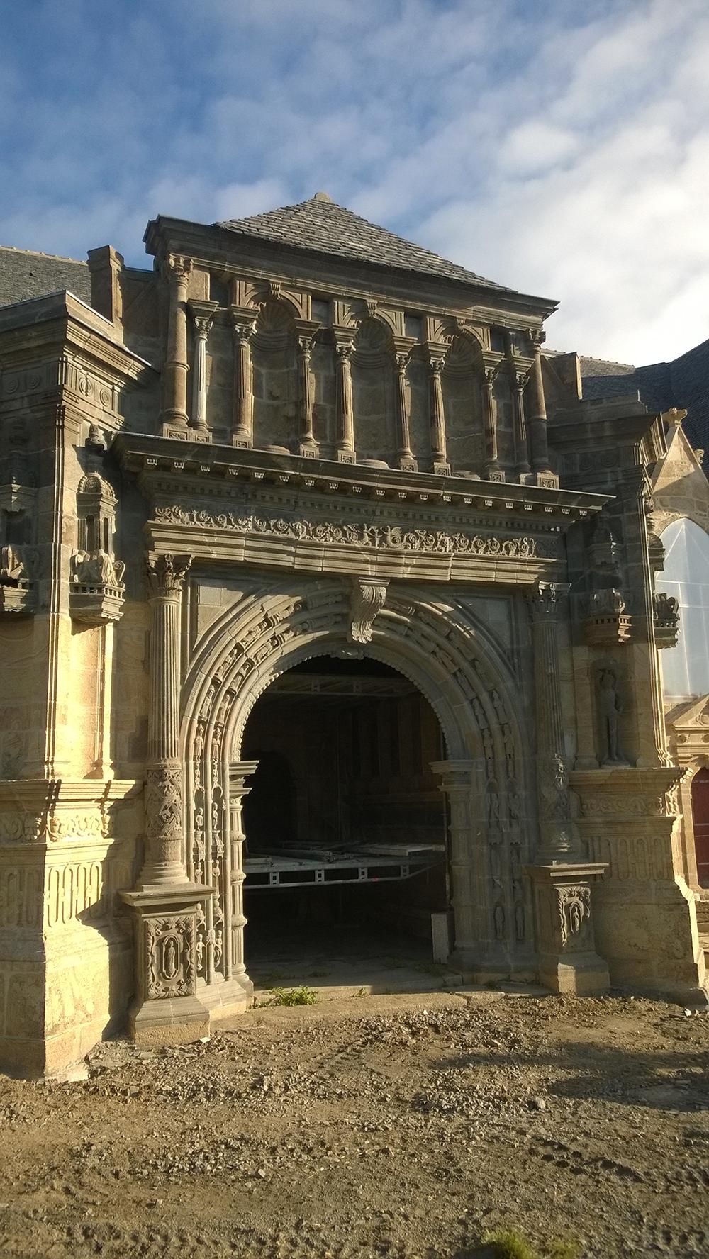 Ploudiry Eglise Saint Pierre - CLMH-XVII -XVIII-XIXème siècle