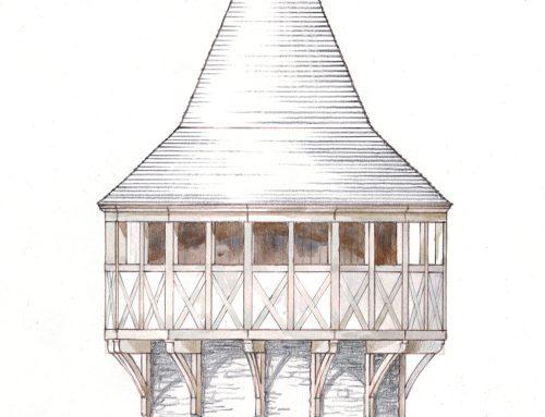 Restauration d'un manoir breton – XVIème siècle