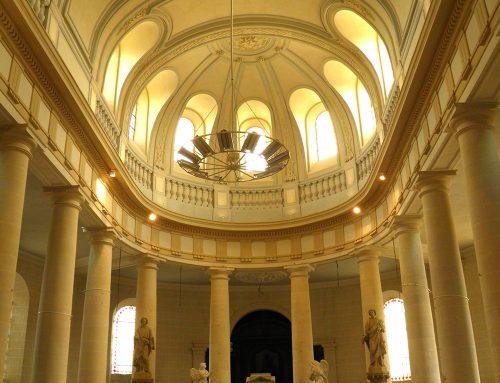 Avranches – Eglise Saint Gervais – XIXème siècle