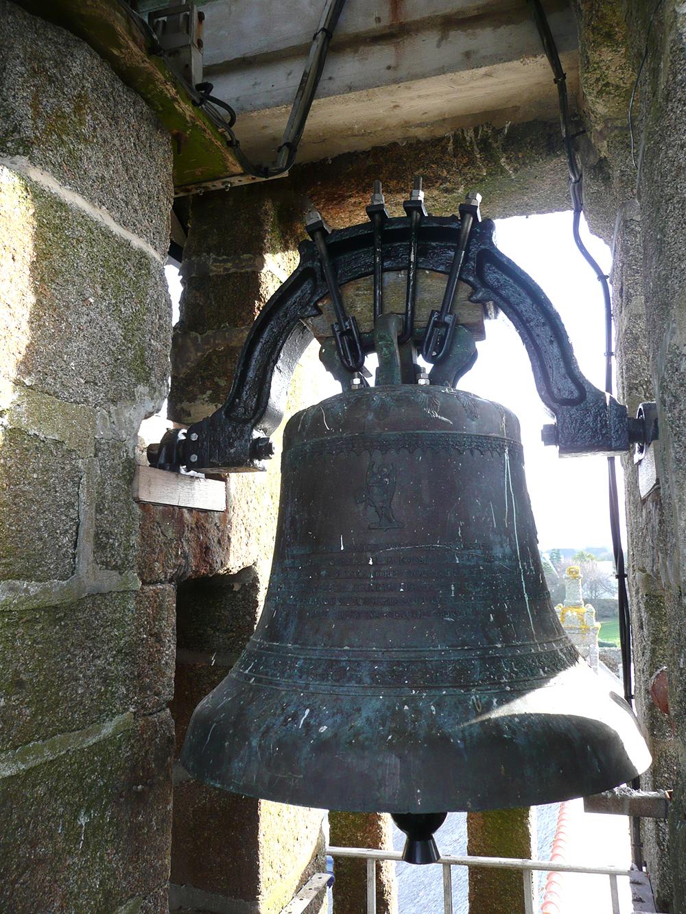 Porspoder 29840 – Eglise Saint-Budoc XVIeme siècle
