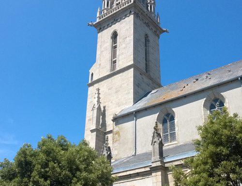 Plouescat – Église Saint Pierre – XIXème s.