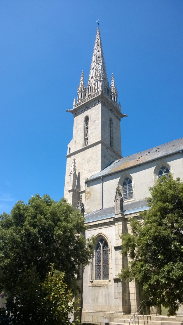 Plouescat-église Saint Pierre - XIXème s.