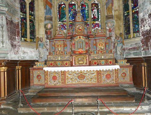Douarnenez – Eglise Saint Herlé – XVI-XVIIème s.