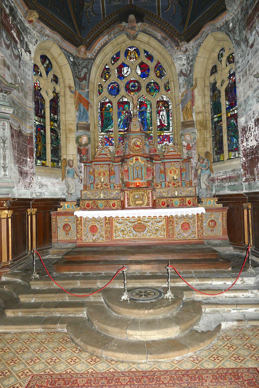 Douarnenez - Eglise Saint Herlé CLMH- XVI-XVIIème s.