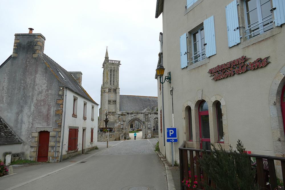Saint Jean du Doigt- Eglise Saint-Jean Baptiste CLMH- XV-XVIème s.