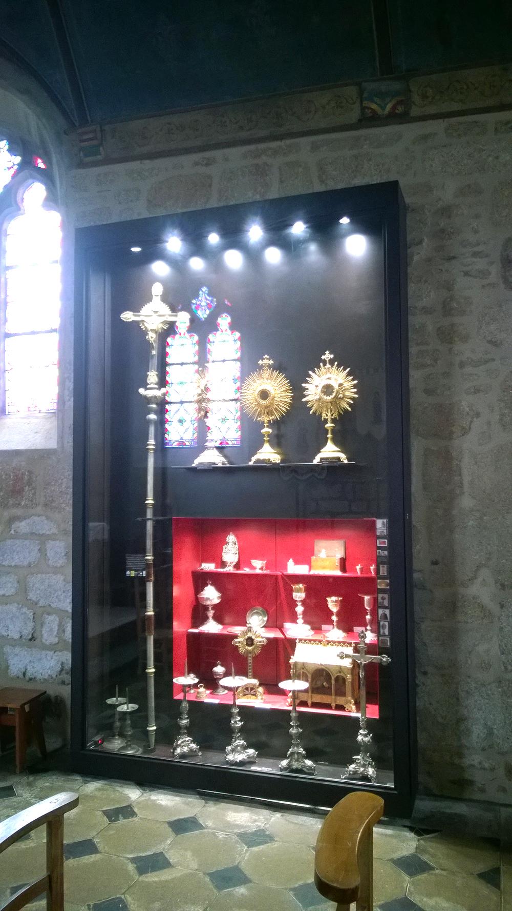 Ergué Gaberic Eglise Saint Guinal CLMH - XVI-XVIIème s.
